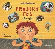 Projekt pes (ten můj) (audiokniha pro děti)