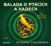 Balada o ptácích a hadech (audiokniha)