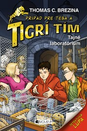 Tigrí tím – Tajné laboratórium