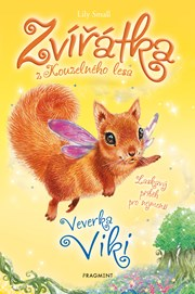 Zvířátka z Kouzelného lesa – Veverka Viki