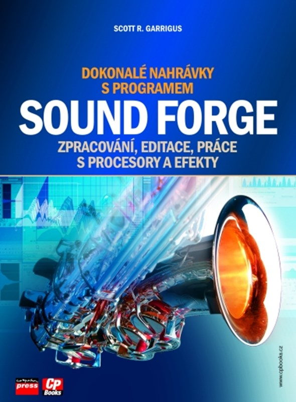Dokonalé nahrávky s programem Sound Forge