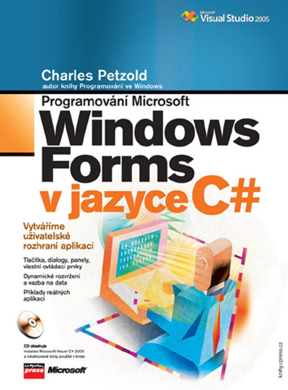 Programování Microsoft Windows Forms v jazyce C#