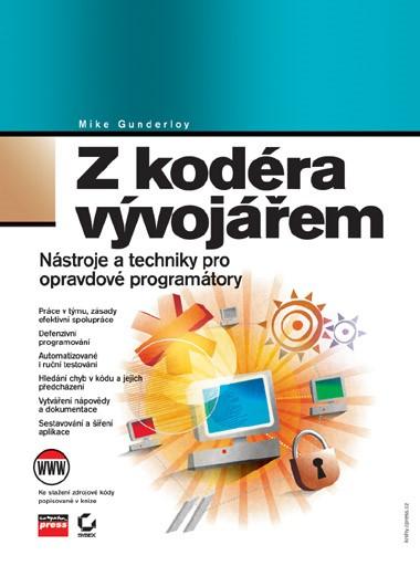 Z kodéra vývojářem