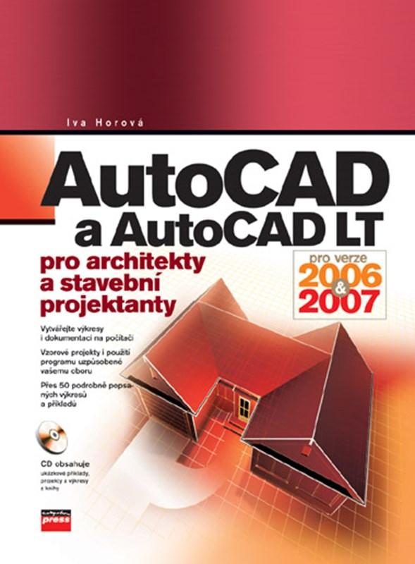 AutoCAD a AutoCAD LT pro architekty a stavební projektanty