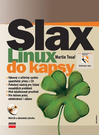 Slax - Linux do kapsy