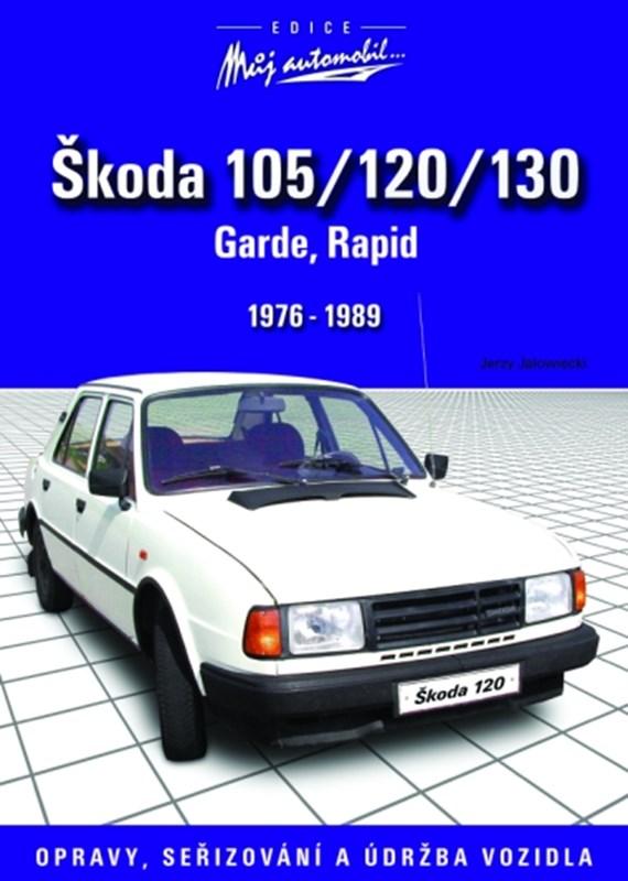 Škoda 105/120/130 - údržba a opravy