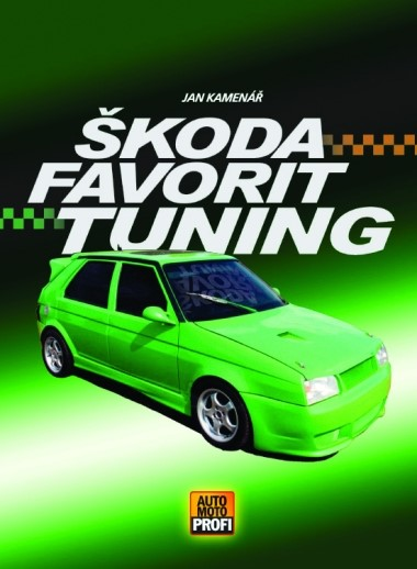 Škoda Favorit - tuning
