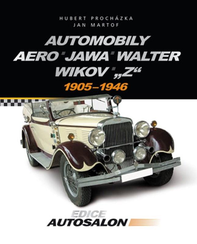 Automobily Aero, Jawa, Walter, Wikov, 'Z'
