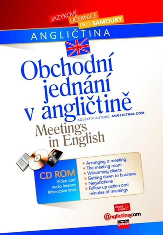 Obchodní jednání v angličtině