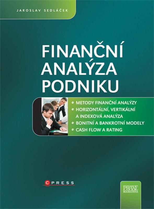 Finanční analýza podniku (Jaroslav Sedláček)