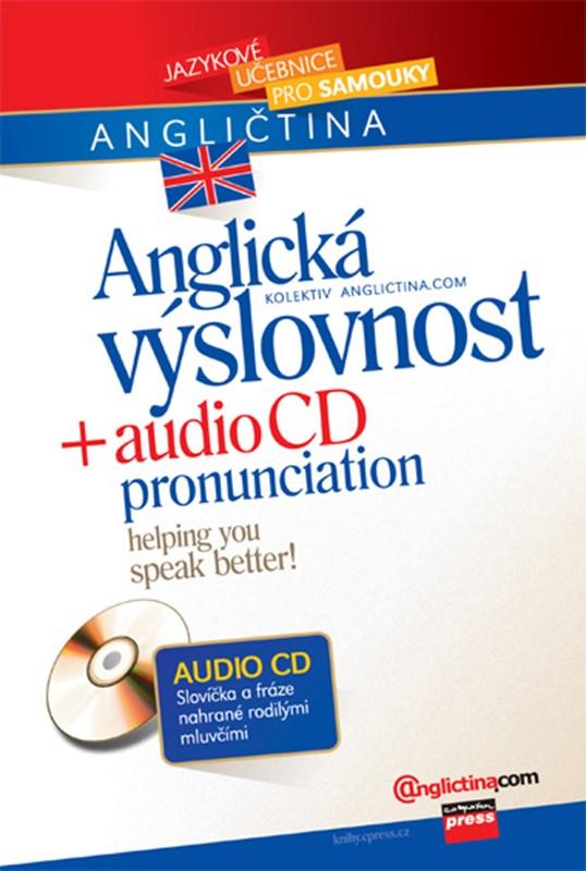 Anglická výslovnost + audio CD