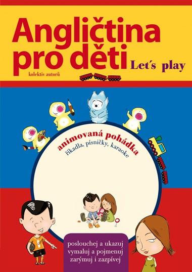 Angličtina pro děti + DVD