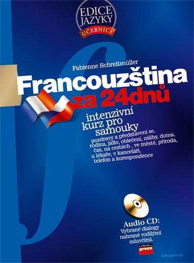 Francouzština za 24 dnů