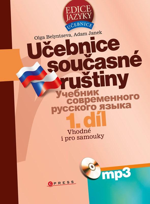 Učebnice současné ruštiny + mp3