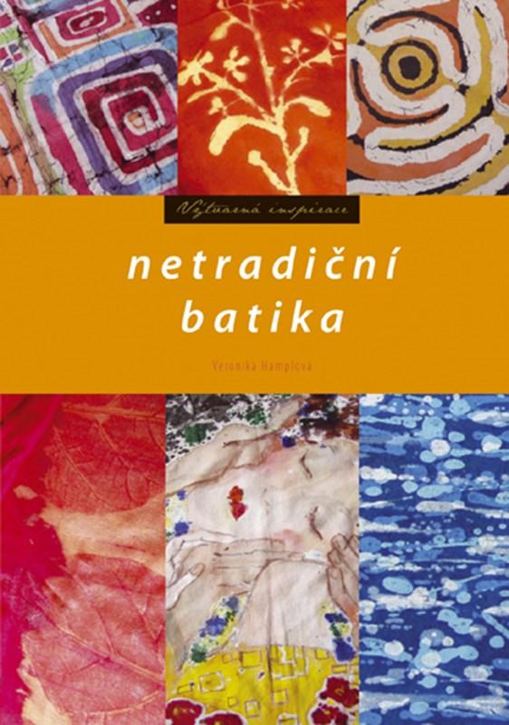 Netradiční batika