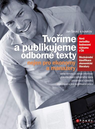 Tvoříme a publikujeme odborné texty