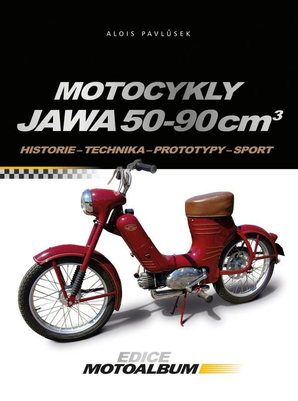 Motocykly Jawa 50-90 cm3