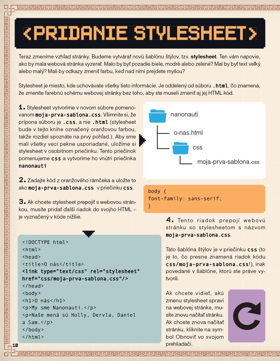 5e40ee4615cdb Coder Dojo (nano) - Vytvárajte kódy   Albatrosmedia.sk